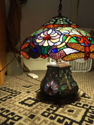 Tiffany lamp for Sale in Quincy, IL