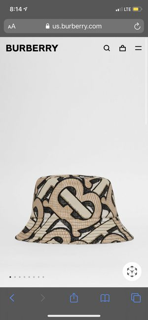 Burberry Bucket Hat for Sale in West Covina, CA