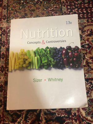 Nutrition Concepts & Controversies for Sale in Federal Way, WA