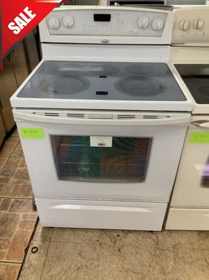 🌟🌟Delivery Available Electric Stove Oven Whirlpool White #925🌟🌟 for Sale in Pine Hills, FL