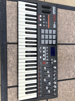 Akai Professional MPK49 Keyboard USB MIDI Controller for Sale in Cicero, IL