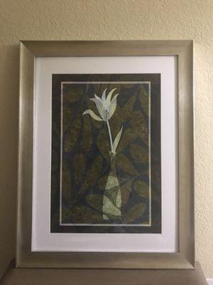Single flower in bud vase for Sale in Avondale, AZ