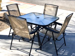 Patio Table and Chairs for Sale in Henderson, NV