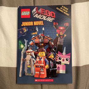 The Lego Movie Junior Novel for Sale in Littleton, MA
