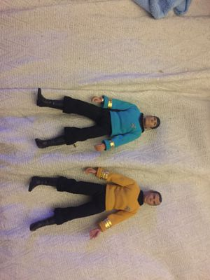 Startrek action figures for Sale in Boston, MA