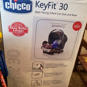 Chicco KeyFit 30 - NEW for Sale in Hampton Township, PA