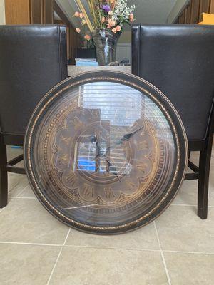 Large Kirkland Clock. Excellent Condition for Sale in Middleburg, FL