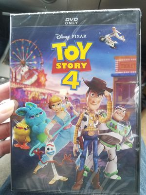 Toy Story 4 DVD for Sale in Keizer, OR