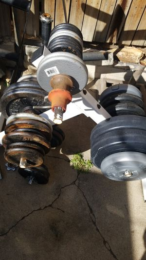 Weight set for Sale in Denver, CO