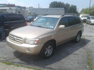 2006 Toyota Highlander for Sale in Philadelphia, PA