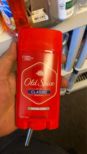 Old spice deodorant $2 each for Sale in Las Vegas, NV