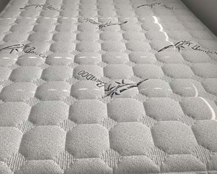 Brand new pillow top MATTRESSES ✅ COLCHONES NUEVOS PILLOW TOP 💯 for Sale in Long Beach,  CA