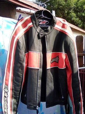 Motorcycle Jacket Alpinestars for Sale in Carson, CA