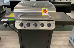 Brand New Char-Broil Propane BBQ Grill WTAQ0 for Sale in Cedar Park, TX