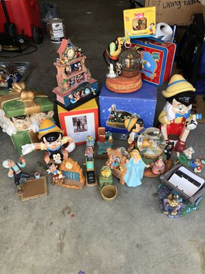 Disney Pinocchio collection for Sale in Bonney Lake, WA