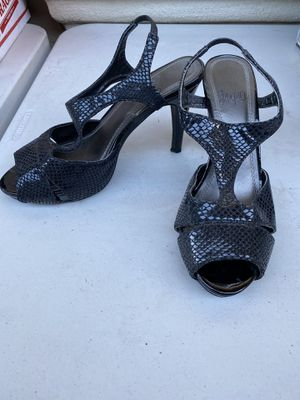 Impo size 7.5 woman's heels for Sale in San Diego, CA