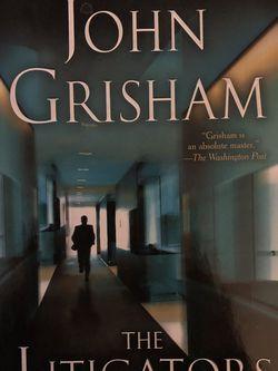 The Litigators By John Grisham for Sale in Glenolden,  PA