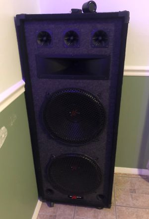 Dj speakers full set for Sale in Fort Washington, MD