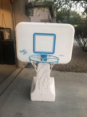 Dunn Rite PoolSport Portable Basketball Hoop for Sale in Phoenix, AZ