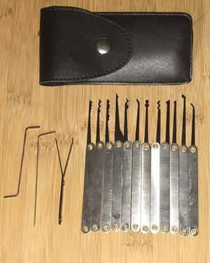 New! Professional Locksmith lock pick tools for Sale in Diamond Bar, CA