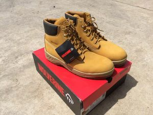 Wolverine Work Boots for Sale in Dallas, TX