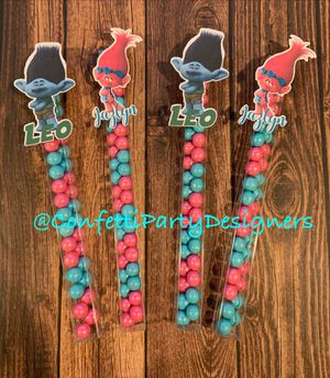 Trolls Candy Wands for Sale in Miami, FL