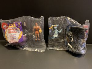 Hercules McDonald's Toys for Sale in Vancouver, WA