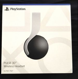 Pulse 3D Wireless headset For PS5 !!!! for Sale in Pico Rivera, CA