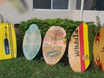 SKIMBOARDS AND BOOGIE BOARD 19 EACH for Sale in Boca Raton,  FL