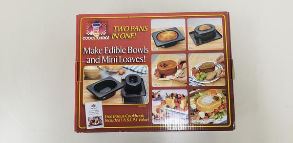 Cook's Choice Edible Loaf Bowl