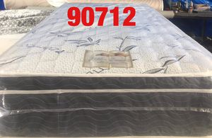 "12"" Thick 1 sided pillow top mattress starting at $135. 12"" Thick 1 sided pillow top mattress. Not rebuilds. Price includes tax and local delivery for Sale in Lakewood, CA"