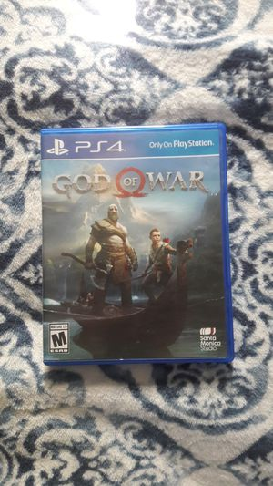 God of War for ps4 for Sale in Covina, CA