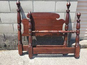 Hardwood kids bed for Sale in Mount Sterling, KY