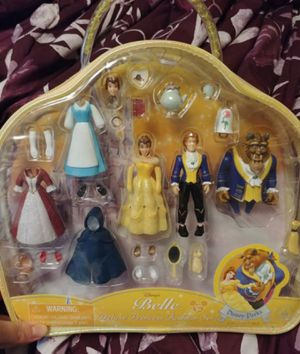 Belle Deluxe Princess Fashion Set for Sale in Spanaway, WA