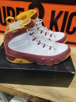 Jordan Retro 9 crawfish for Sale in Phoenix, AZ