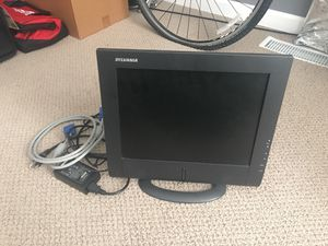 Monitor computer lcd sylvania for Sale in Strongsville, OH