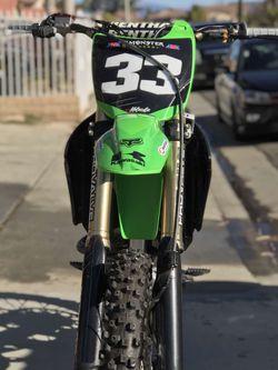 2012 Kawasaki kx250f for Sale in Nuevo,  CA