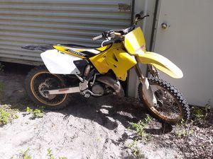Suzuki rm 125 for Sale in Port Richey, FL