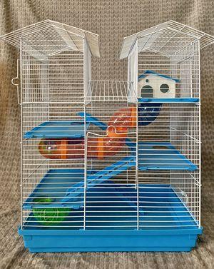 Large Twin Towner Syrian Hamster/Gerbil Habitat for Sale in Little Elm, TX