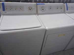 Kenmore drayr in washer perfect conditio 4 moth warranty for Sale in Laurel, MD