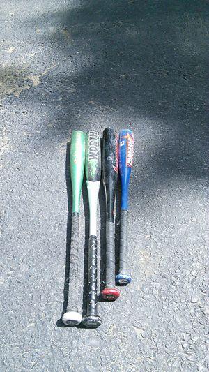 Baseball bats for Sale in Monroe, CT