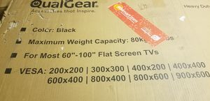 Heavy duty full motion wall.mount from 60 to 100 inch tv for Sale in The Bronx, NY