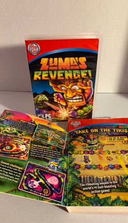 Zumba's Revenge PC (computer) game for Sale in Easley,  SC