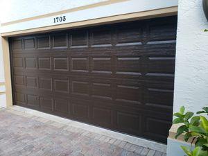 Hurricanes Proof garage door for Sale in Miami Gardens, FL