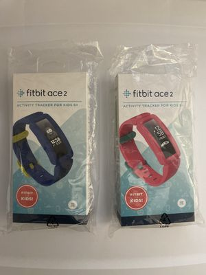 Fitbit Ace 2 for boy & girl for Sale in Princeton, FL