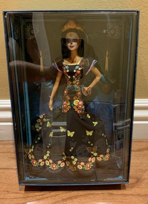 Barbie Dia De Los Muertos - Day of The Dead Doll In Hand for Sale in Anaheim, CA