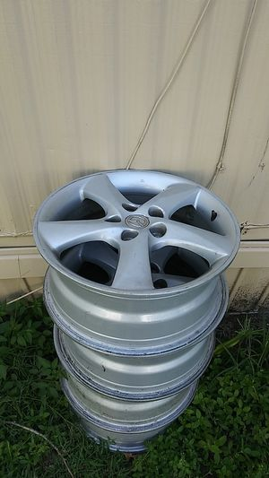 "Mazda 6 Rims 17"" 5×100 for Sale in Montverde, FL"