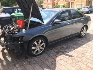 Part out Acura TSX for Sale in Miami, FL