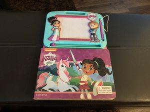 Nella book and sketch pad for Sale in Phoenix, AZ