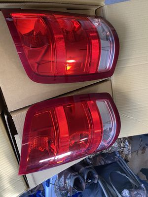 EUC GMC Sierra taillights for Sale in McDonough, GA